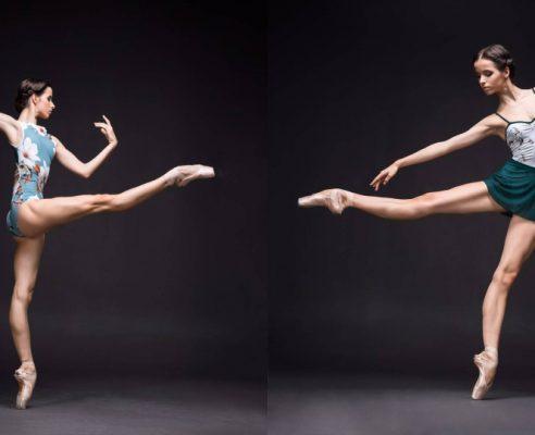 Maria Khoreva na fotke od Darian Volkovej
